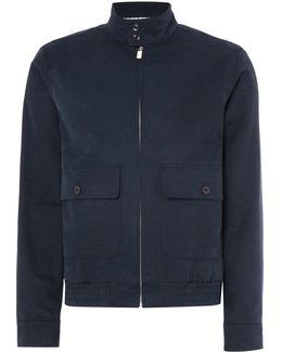 Men's Achive Zip Through Jacket