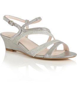 Hallmark Hazeline Wedge Sandals