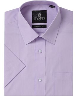 Easy Care Formal Short Sleeve Shirts