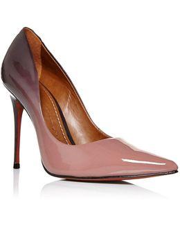 Cristina Stiletto Heel Court Shoes
