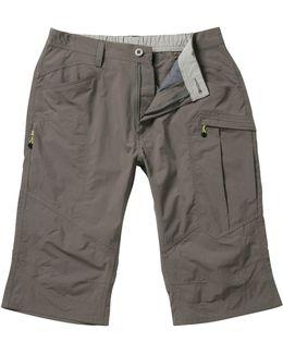 Reno Mens Tcz Tech 3/4 Length Trousers