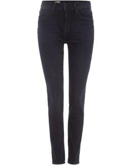 Como Low Rise Super Skinny Jeans