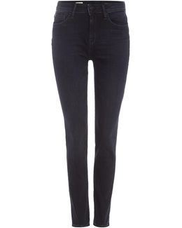 Como Low Rise Super Skinny Jeans