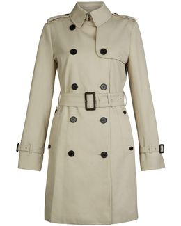 Franca Double Breasted Coat