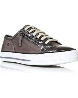 Fianntas Lace Up Trainers