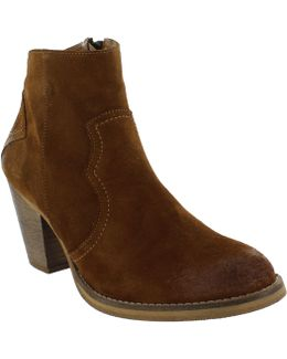 Women`s Western Ankle Boot