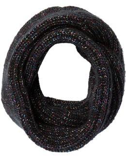 Rainbow Knit Snood