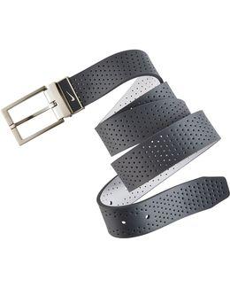 Perforated Reversible Belt