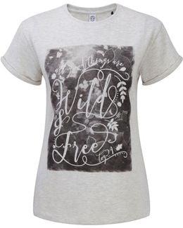 Brett Womens T-shirt Free Print