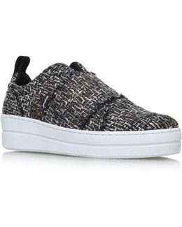 Labelle Mid Heel Sneakers