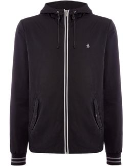 Hooded Ratner Jacket