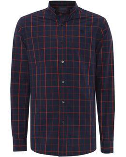 Grid Long Sleeve Shirt