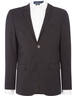 Talo-bm Refined Wool Suiting Jacket