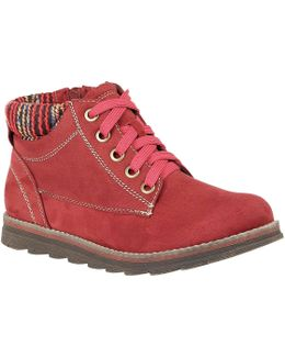 Sequoia Lace Up Ankle Boots