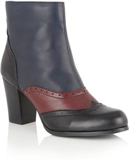 Halona Ankle Boots
