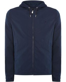 Men's Hooded Zip-through Jacket
