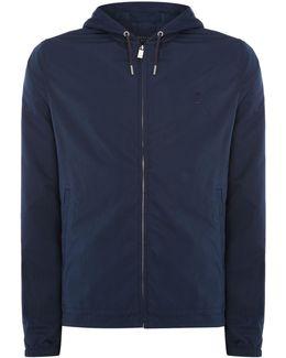 Hooded Zip-through Jacket