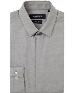 Crain Melange Shirt