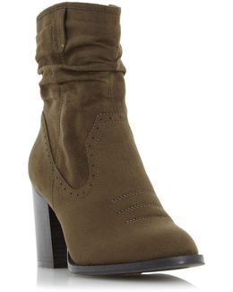 Railey Slouch Calf Boots