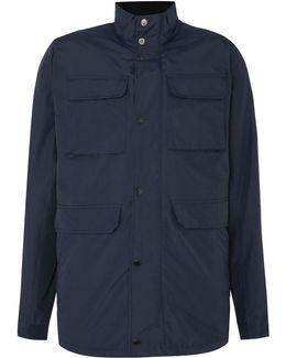 Nylon Ottoman Jacket