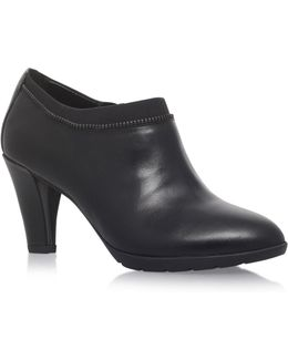 Dalayne High Heel Ankle Boots