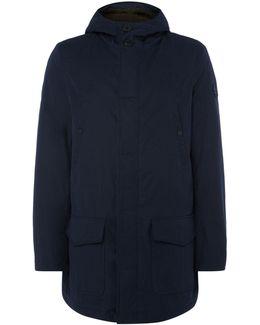 Shower-proof Parka Jacket