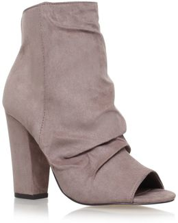 Sybil High Heel Ankle Boots