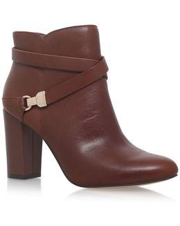 Natalynn High Heel Ankle Boots