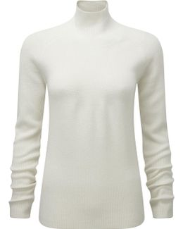 Ada High Neck Knit