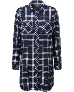 Dalton Womens Double Weave Winter Shirt
