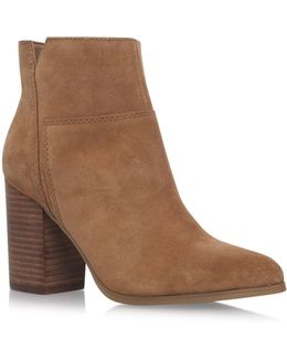 Keke High Heel Ankle Boots