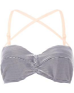 Horizon Teist Front Bandeau Bikini Top