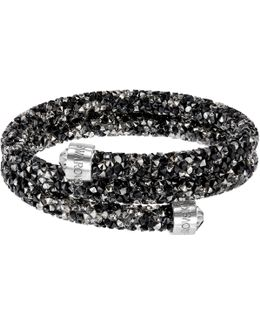 Crystal Dust Bangle Bracelet