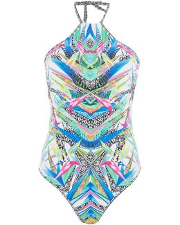 Tropicool Placement Swimsuit