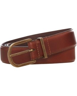 Grain Leather Tan