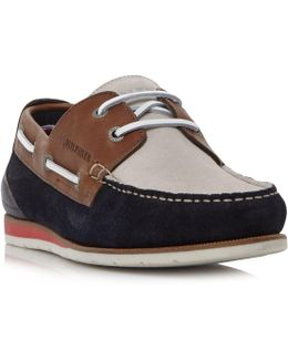 Coast 1c Wedge Sole Boat Shoes