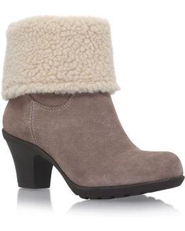 Heward High Heel Calf Boots