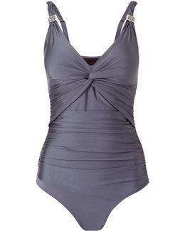 Pewter Icon Swimsuit
