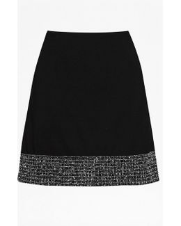 Crystal Shot Mini Skirt