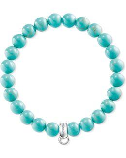 Charm Club Turquoise Charm Bracelet