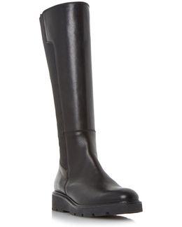 Tula Flatform High Leg Boots