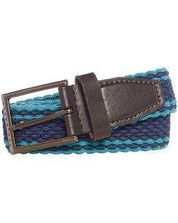 Two Colour Elastic Belt