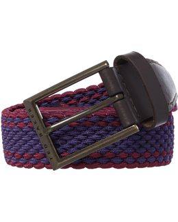 Two Colour Elastic Belt