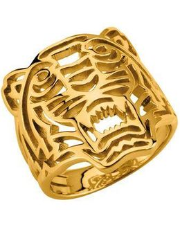 17522010005 Gold Plated Ring