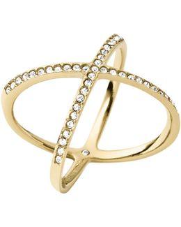 Circle X Ring
