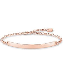 Love Bridge Rose Gold Bracelet