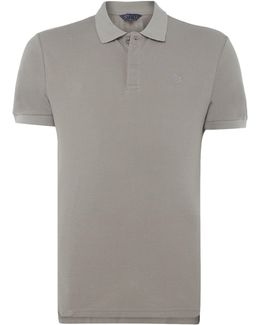 Archive Fit Short-sleeve Polo-shirt