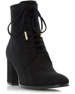 Olita Lace Up Ankle Boots