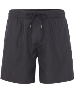 Side Logo Swim Shorts
