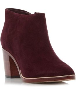 Hiharu 2 Suede Ankle Boots